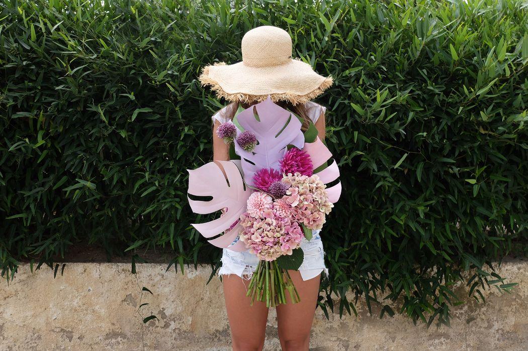 Ramo obsequio Flowercap