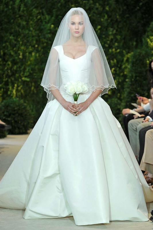 Vestidos de novia - Foto Frattina