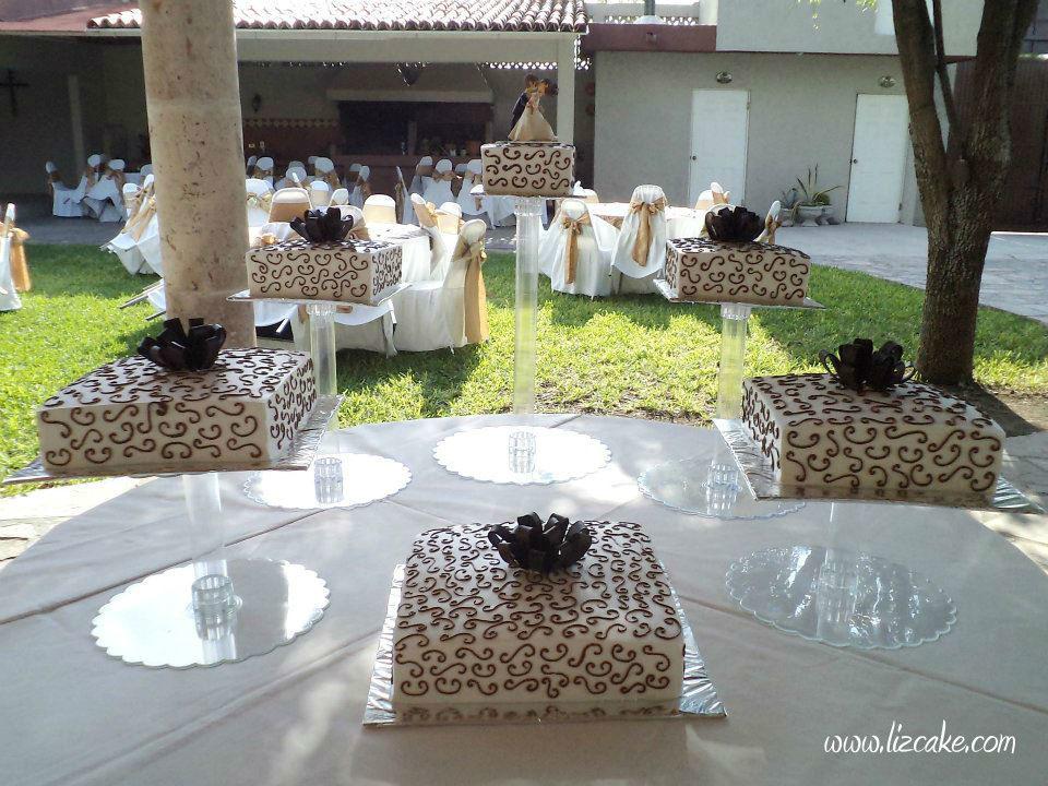Liz Cake. Pasteles.Monterrey,NL