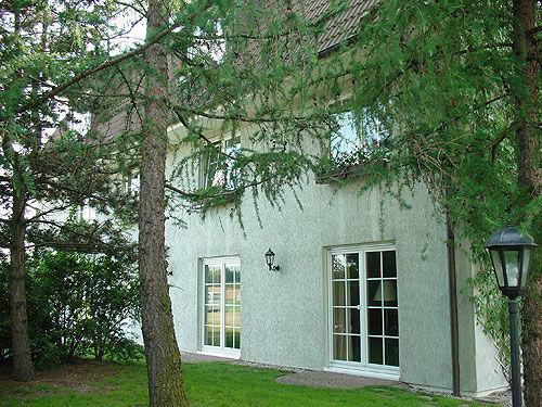 Beispiel: Außenansicht - Garten, Foto: Landhaus Marsdorf.