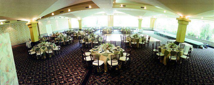 Elegancia y glamour para la decoración de tu boda - Foto Banquetes Casino Tlalpan