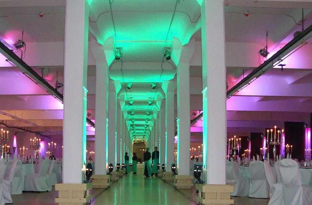 Beispiel: Loewe Saal, Foto: Loewe Saal.