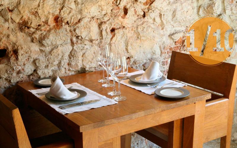 Foto: Restaurante Casa da Dízima
