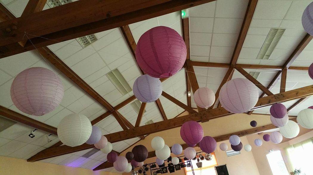 Décoration de plafond Mélo dit d'Amour
