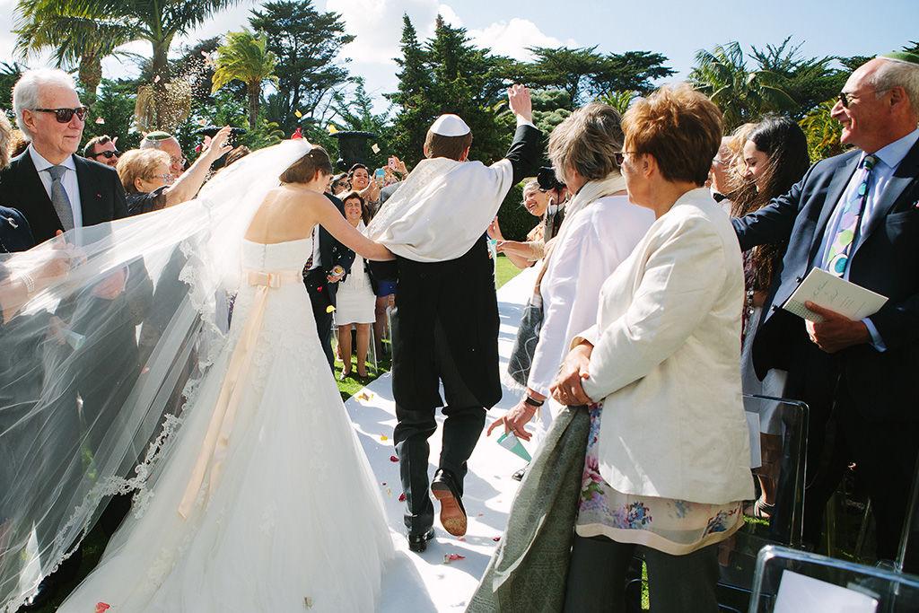 Casamento da Ana e do Daniel no Hotel Palácio no Estoril.