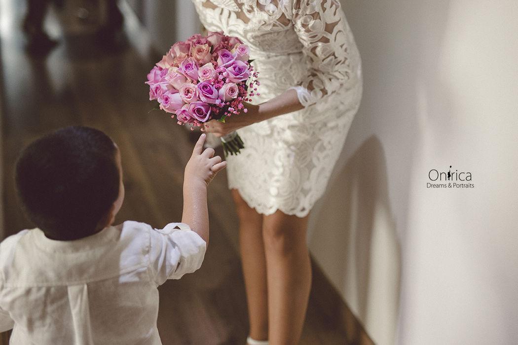 Cuando las bodas no son solo cosa de dos.