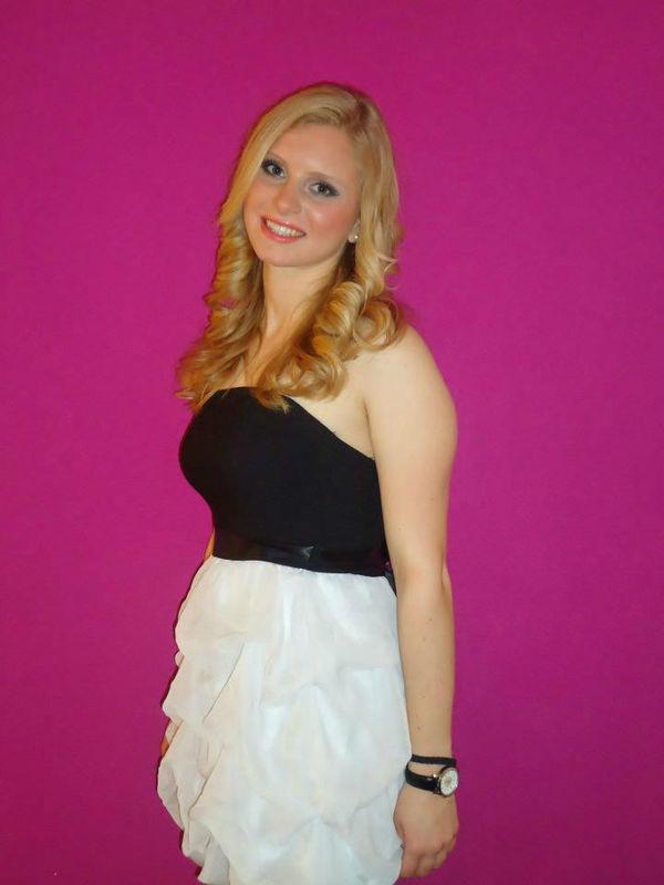 Beispiel: Professionell geschminkt zur Party, Foto: Tigerzzz Stylists.