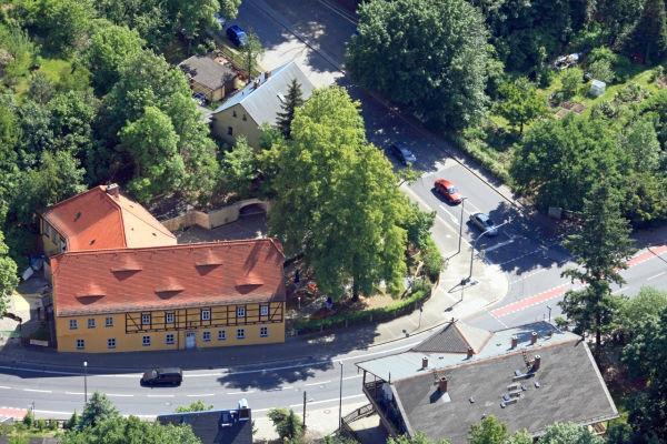 Beispiel: Außenansicht, Foto: Mietwirtschaft Zur Eule.