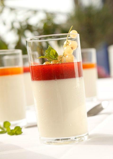 Beispiel: Köstliche Desserts, Foto: Henning´s Catering.