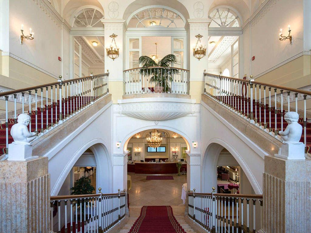 Beispiel: Eindruck vom Hotel, Foto: Austria Trend Hotel Schloss Wilhelminenberg.