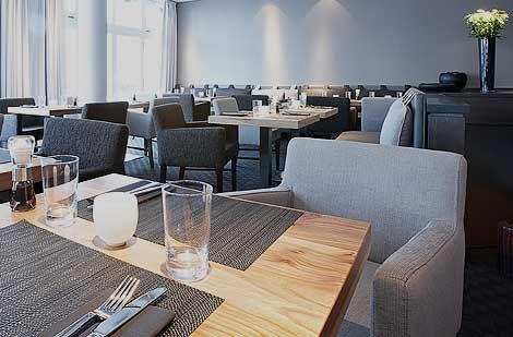 Beispiel: Restaurant, Foto: Hotel New Berlin.
