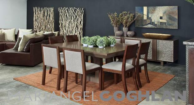 Mariangel Coghlan, firma de interiorismo, diseño, muebles y accesorios en Ciudad de México