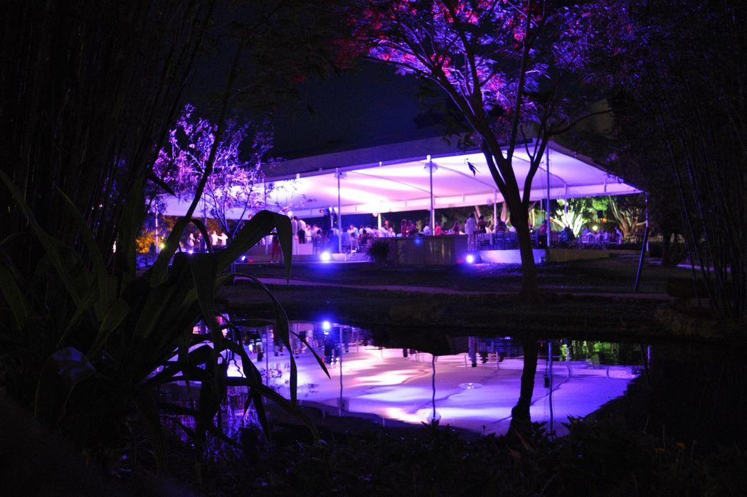 Iluminación para bodas Morelos