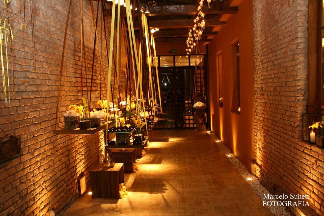 Espaço Festivo Hall de Entrada