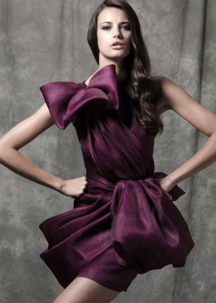 Isabel Sanchis Couture 2013