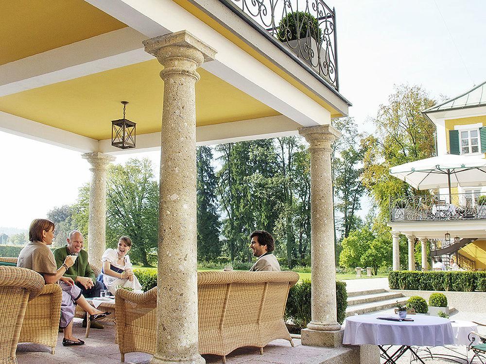 Beispiel: Terrasse, Foto: Gwandhaus.
