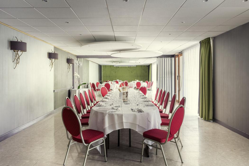 Salons Tourville et Terrasse en banquet