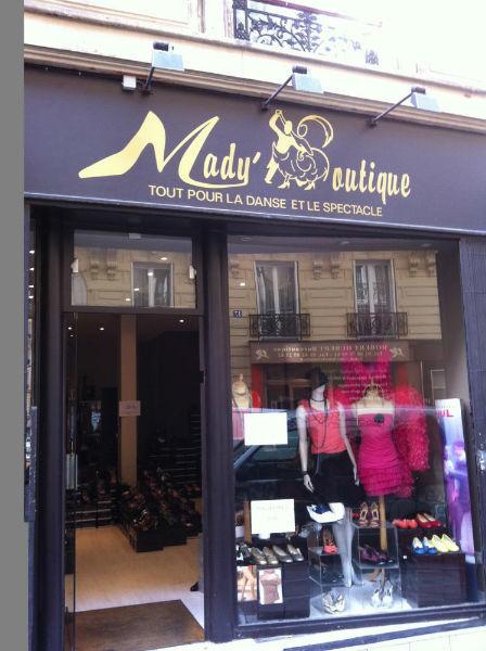 Mady'boutique