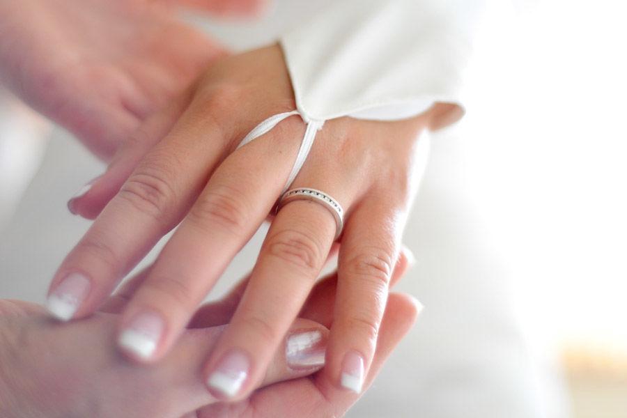 Beispiel: Getting ready - Braut, Foto: Hochzeitsfotografie Thomas Göbert
