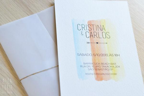 Modelo Cristina + Carlos