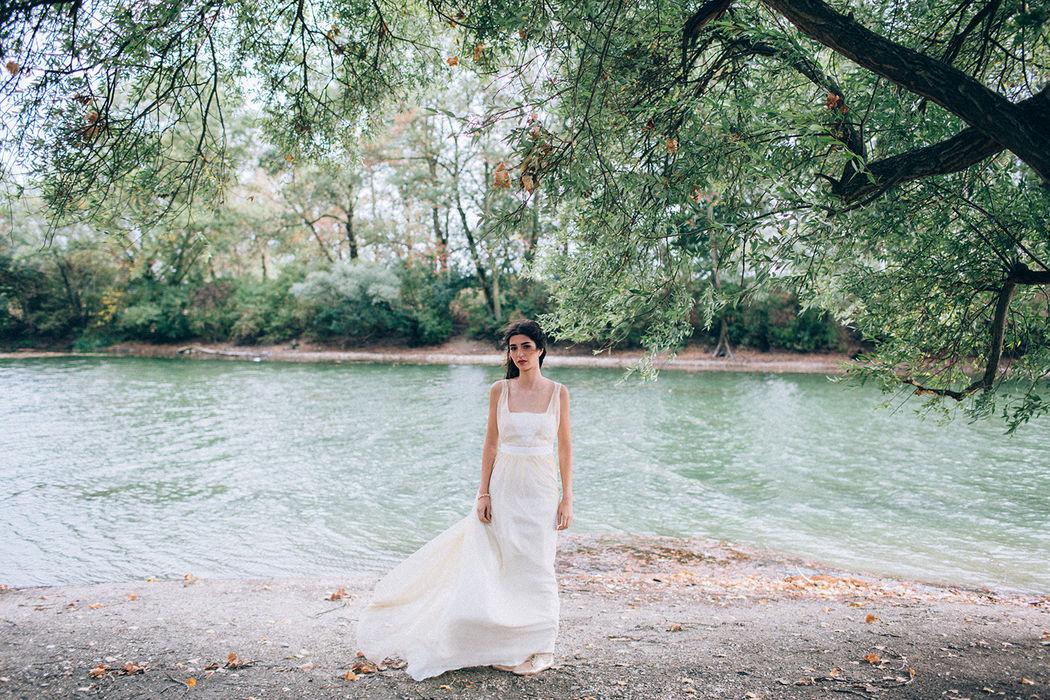 robe Getz | Aurélia Hoang