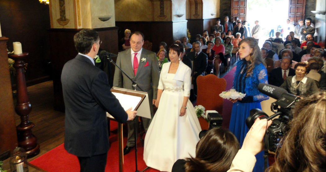 Ceremonia civil personalizada