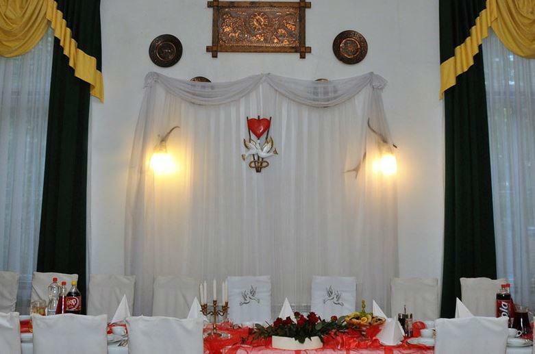 Leśniczówka, wesele
