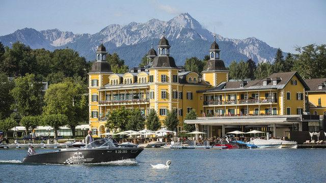 Foto: Schlosshotel Falkensteiner in Velden