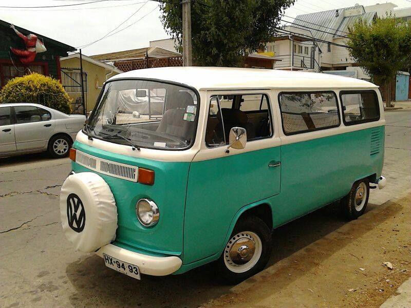 Kombi Tour Chile