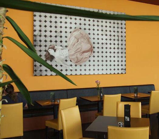Beispiel: Café und Bistro, Foto: Mat's Cafe und Bistro.