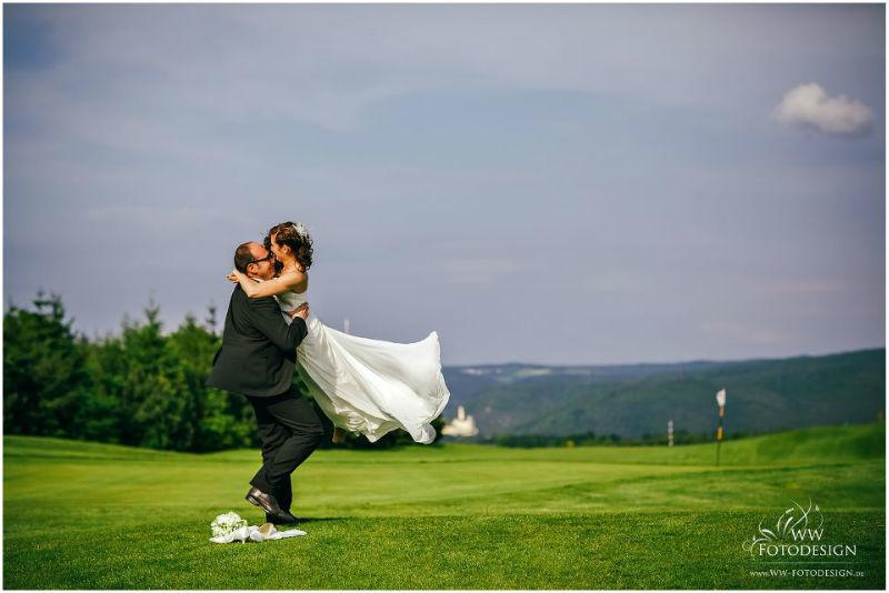 Beispiel: Hochzeitsbilder vom Profi, Foto: WW Fotodesign.