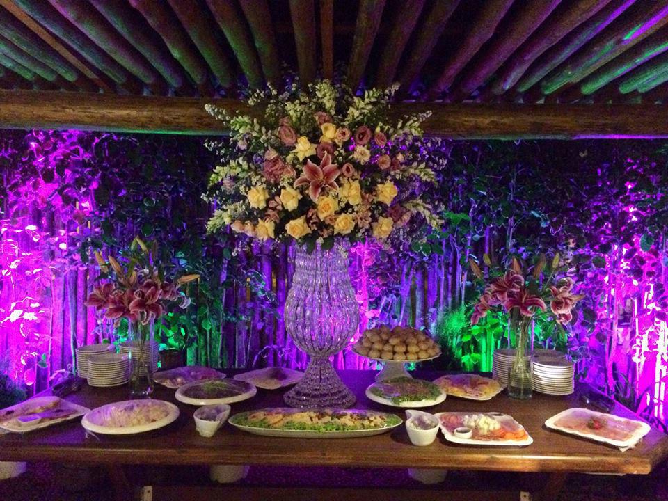 Tropicália Eventos: depois da beleza da noiva, a beleza mais comentada!!
