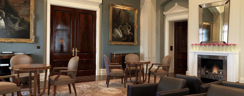 Beispiel: Library, Foto: The Dolder Grand.