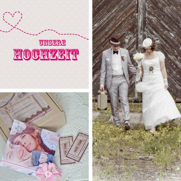 Beispiel: Hochzeitsideen, Foto: Wertschatz.