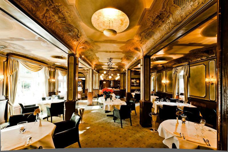 Beispiel: Restaurant, Foto: Hotel Kronenschlösschen.