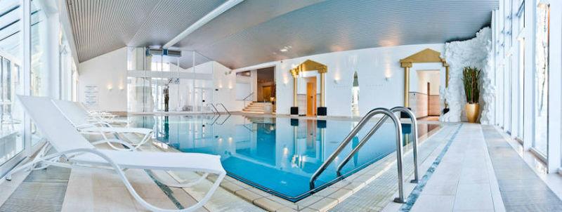 Beispiel: Wellness, Foto: Mondi-Holiday Hotel Oberstaufen.