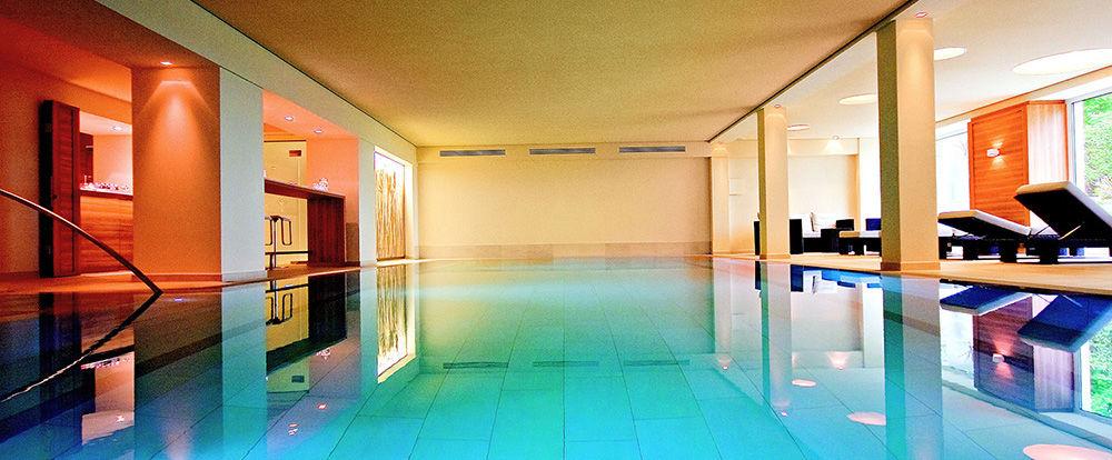 Beispiel: SPA-Bereich, Foto: Hotel Bad Schachen.