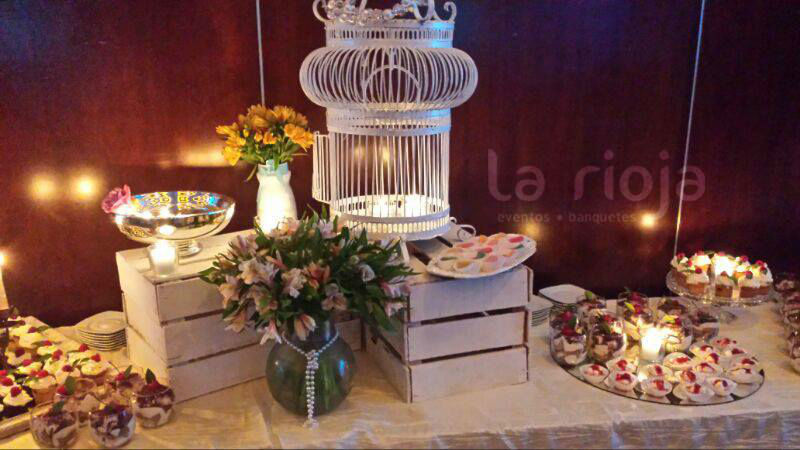 Banquetes La Rioja en Zapopan.