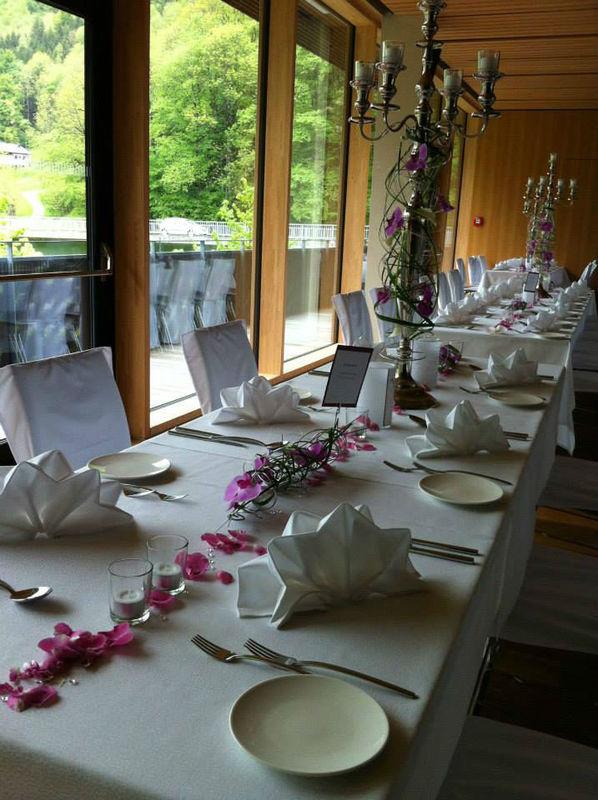 Beispiel: Ein Hochzeitsfest nach Ihren Wünschen, Foto: Die Hochzeitsfeen.