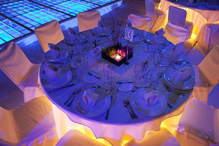 Nuestro trabajo y experiencia garantizan un evento exitoso.