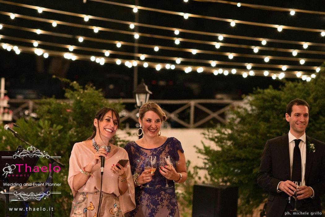 Thaelo Eventi Discorso Testimoni Wedding