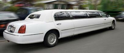 Beispiel: Luxuslimousine, Foto: LUXUSLIMO.DE Kehl.