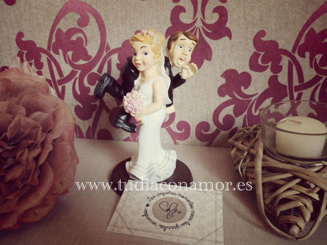 Muñecos tarta divertidos y originales