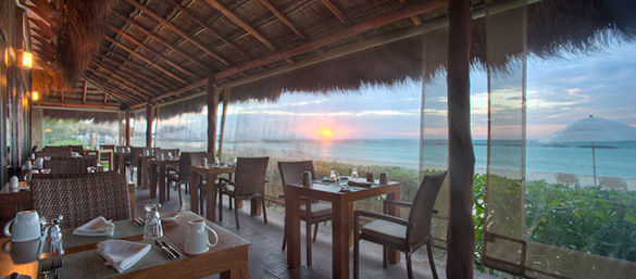Hotel el Dorado Maroma, para que celebres tu boda en Playa del Carmen.