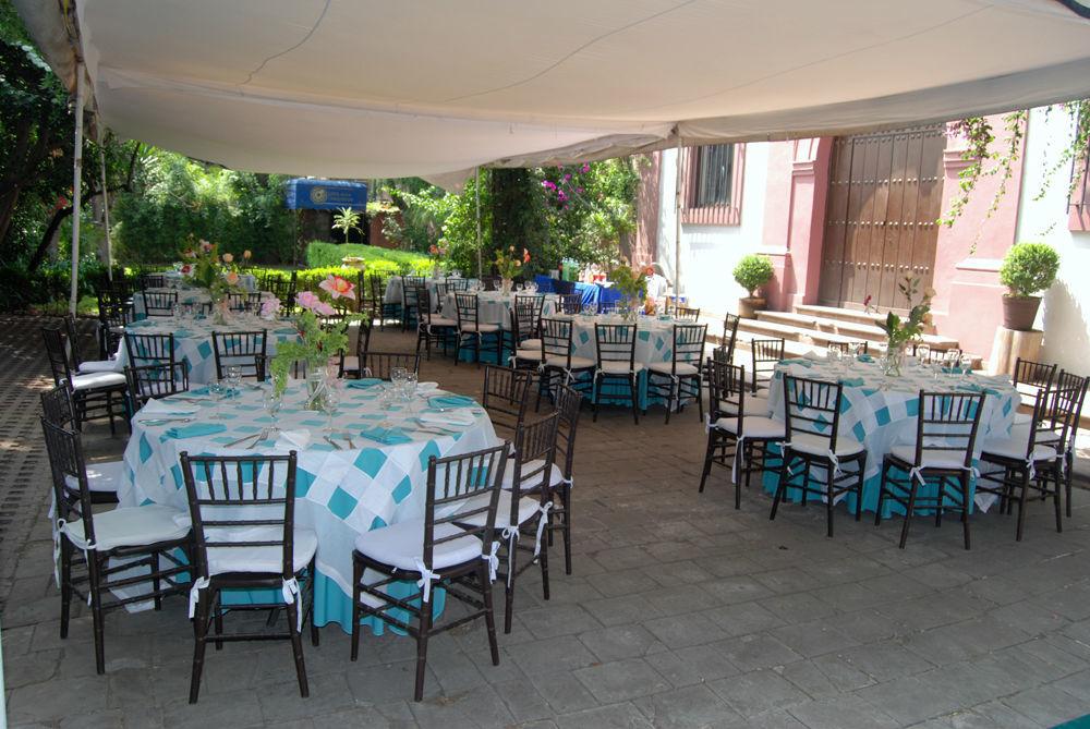 Salones. Casa de las Campanas. México,DF.