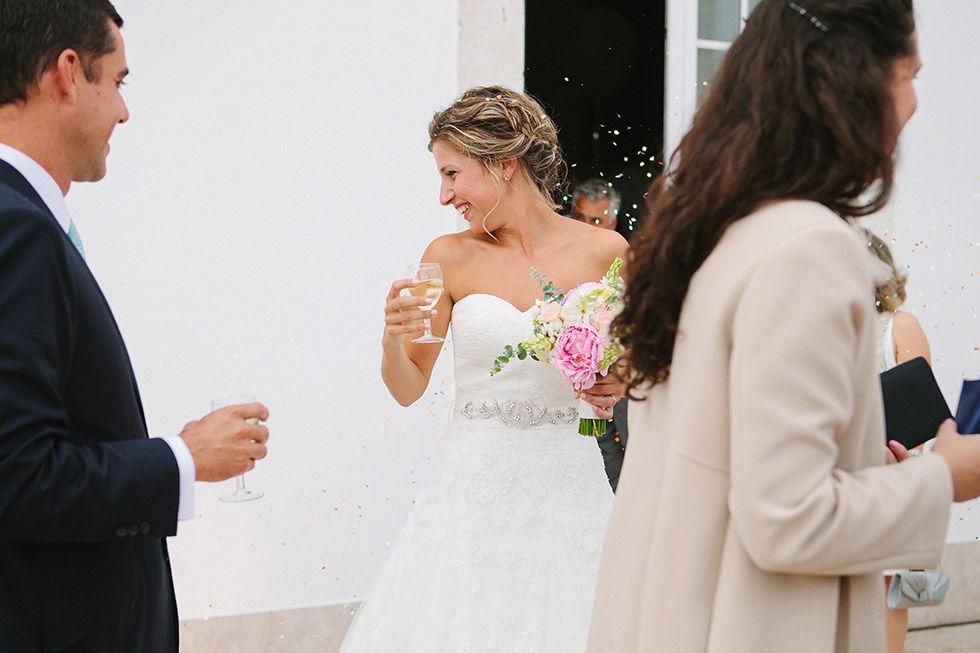 Casamento da Inês e do Rui no Palácio da Cruz Vermelha em Lisboa