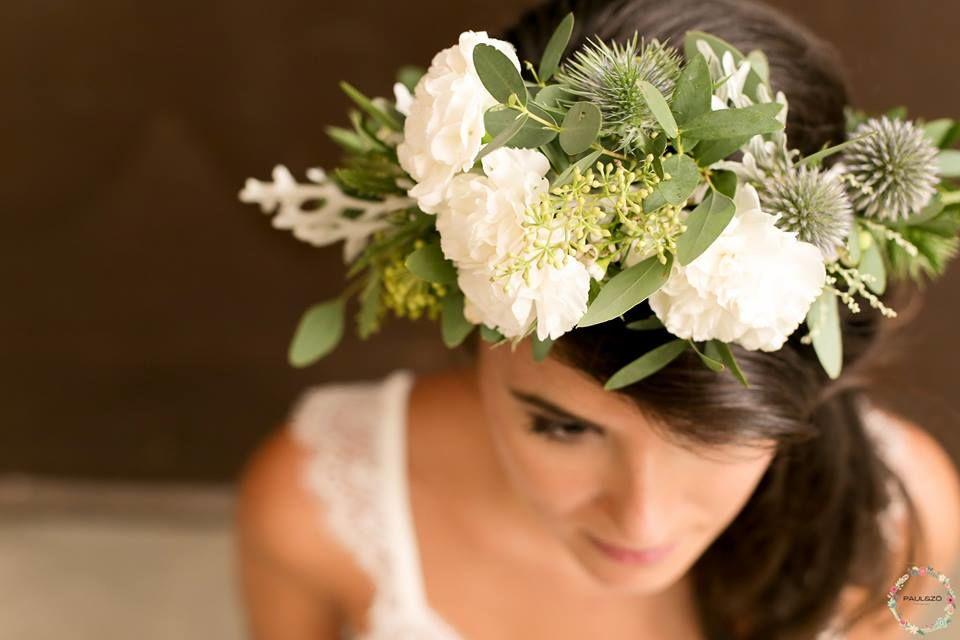 Les Mauvaises Herbes, artisans fleuristes. Credit photo: PaulandZo Photography. Credit photo: Paulandzo.photography