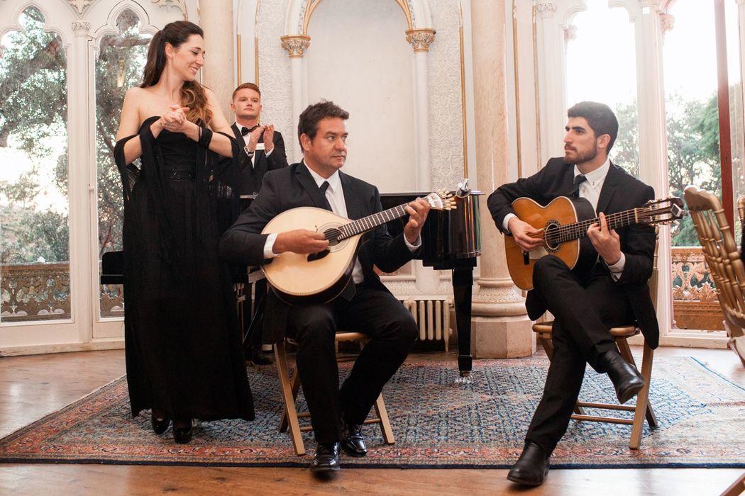 Свадьба в Португалии от Dream Weddings Europe - традиционная музыка Фаду
