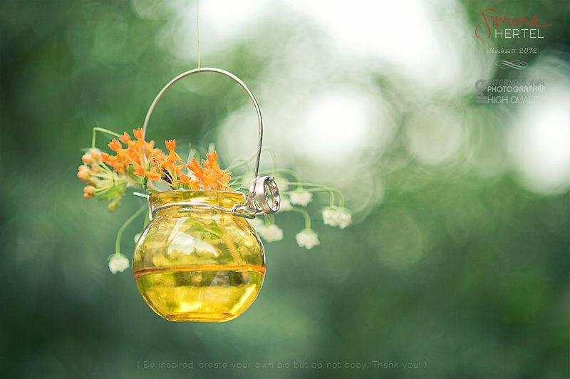 Beispiel: Detailfoto Hochzeit, Foto: Simone Hertel.