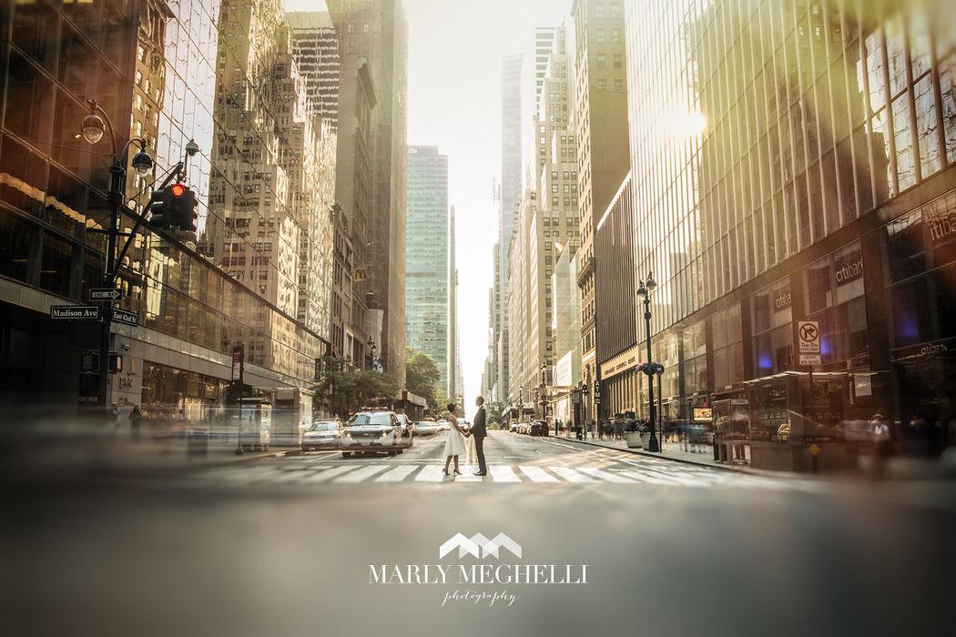 Vidal et Marion mariage à New-York